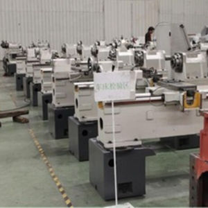 Flat Bed CNC Lathe (CKNC6180) pictures & photos