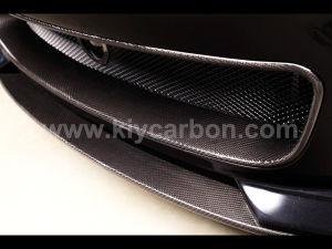 Carbon Fibre Front Lip Spoiler for Porsche pictures & photos