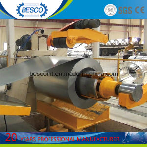 Cold Rolled Steel Recoiling Machine with Ce Certified pictures & photos