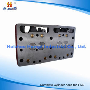 Complete Cylinder Head for Russia Tractor T130 pictures & photos