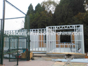 Prefab Steel House (w2250) pictures & photos