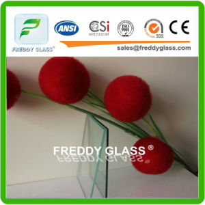 15mm Ultra Clear Glass Low Iron Glass with High Transmission pictures & photos