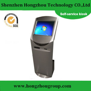 LCD Multimedia Display Self-Service Touch Screen Kiosk pictures & photos