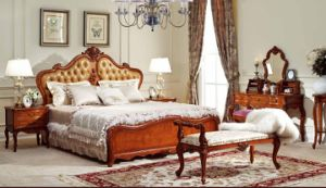 French Style Bedroom Set (DWS-B-02 B)