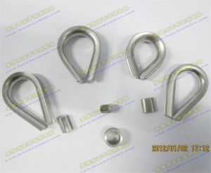Stainless Steel AISI 304 or AISI316 Thimble pictures & photos