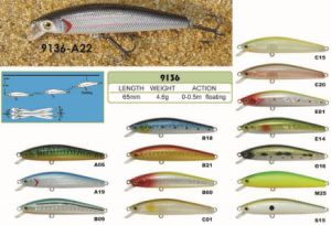 65mm a Top Factory′s Cheap Price --- High Quality Made Custom Hard Plastic Fishing Crankbait - Wobbler - Minnow- Popper Fishing Lure pictures & photos