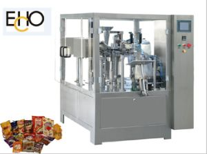 Zip-Lock Pouch Packing Machine Mr8-200 pictures & photos