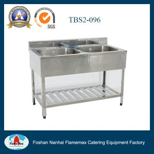 Kitchen Restaurant Stainless Steel Sink Table pictures & photos