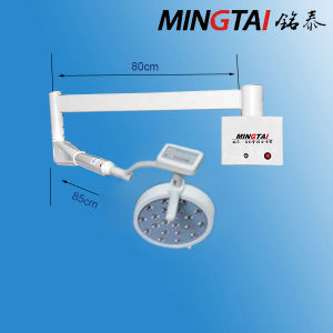 Wallmounted LED Surgery Exam Operation Lamp pictures & photos