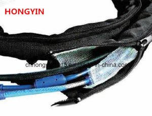 China Highly -Flexible Thinned Cooper Shielding Mesh Zipper Wrap pictures & photos