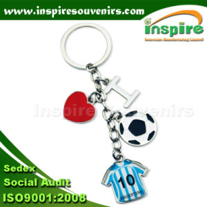 Sports Charm Keychain for Souvenir Gift (SK845) pictures & photos