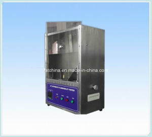 45 Degree Automatic Flammability Laboratory Equipment pictures & photos
