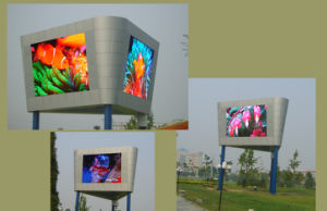 Outdoor Animation SMD P10 LED Display for Advertising/Video Program