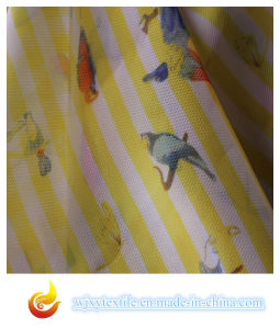 Digital Printed Polyester Fabric for Baby′s Dress (XY-P20150028S) pictures & photos