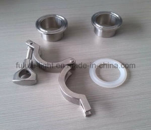 Sanitary Pipe Fitting Clamp pictures & photos