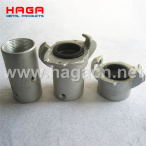 Aluminum Sandblast Coupling pictures & photos