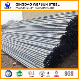 Welded Black Steel Pipe for Construction pictures & photos