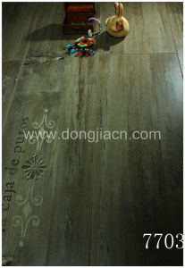 Roman Letter Laminate Flooring with High Abrasion 7703 pictures & photos