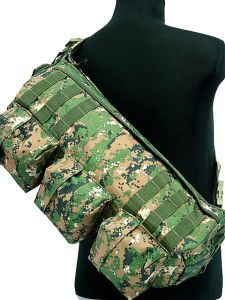 "24"" Rifle Gear Shoulder Sling Bag Backpack pictures & photos"