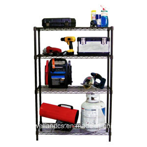 Black Garage Storage Shelving (LD7535180A4E) pictures & photos