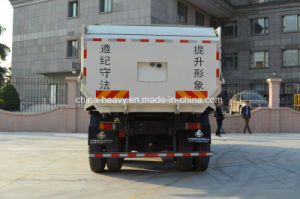 Factory Price of Dongfeng Balong 20 Ton Heavy Dump Duty Truck Tipper pictures & photos