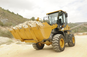 Sdlg Mini Wheel Loader LG918 for Sale pictures & photos