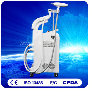 4 in 1 IPL Hair Removal Machines Professional for Treatment 1064nm/532nm pictures & photos