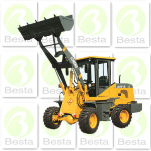 Wheel Loader Zl15 pictures & photos