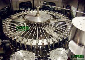 Granular Pulp Juice Filling Machine (Rinser Filler Capper 3 in 1 System) pictures & photos