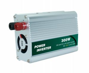 Car Inverter 300W Power Inverters with USB Port (QW-300MUSB) pictures & photos