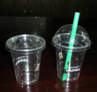 Disposable Plastic Coffee Cup, Ice Cream Cup, Fruit Cup (YHP-094) pictures & photos