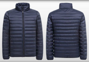 Ultra Light Packable Men′s Down Puffer Jacket pictures & photos