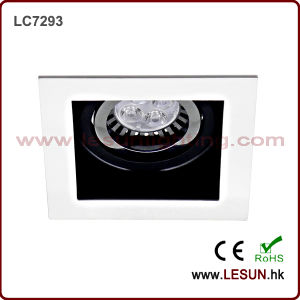 Recessed Instal 12V MR16 LED Downlight/Spotlight with White Housing LC7293 pictures & photos
