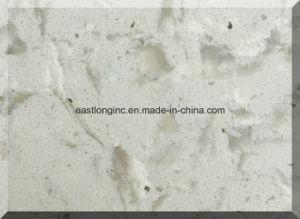 Quartz Stone Slab for Artificial Marble Vanity Top pictures & photos