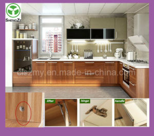 Particleboard/Chipboard Kitchen Dabinet Made in China pictures & photos