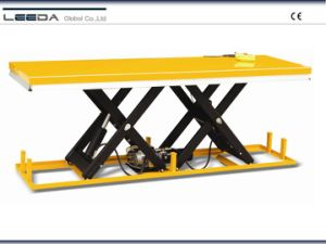 Larger Lift Table (HL-WD series) pictures & photos