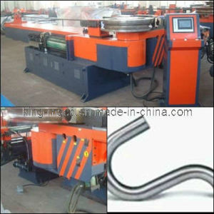 Semi-Automatic Pipe Bending Machine for Exhaust GM-129ncb pictures & photos