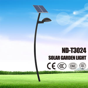 Solar Powered 9W LED Garden Light pictures & photos