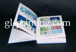 Hard Cover Notebook Printing (Gl-021)