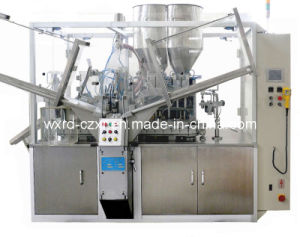 Automatic Toothpaste Filling and Sealing Machine (GZ05) pictures & photos