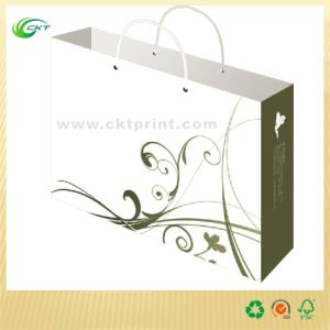 Hot Sale Professional Custom Paper Shopping Bag (CKT-PB-354) pictures & photos