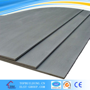 Exterior Finishing Fiber Cement Board/Villaboard 1200*2400*9mm pictures & photos