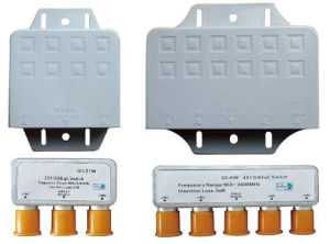 DiSEqC/Satellite Switches With Weather Cap pictures & photos