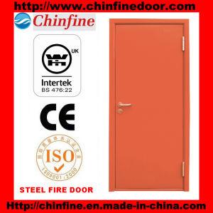 Fire Rated Steel Door (CF-F002) pictures & photos