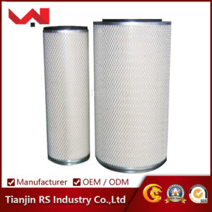 OEM 2996155 Factory Price Auto Air Filter for Iveco Truck pictures & photos
