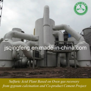Sulfuric Acid Plant Based on Gas Recovery From Gypsum Calcination pictures & photos