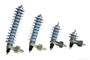 High Voltage Surge Arrester (Lightning arrester) (HY5W/HY10W) pictures & photos