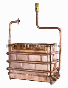 Heat Exchanger of No-Oxygen Parts of Gas Water Heater (JXP-03)