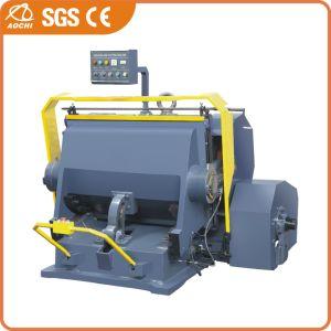 Die Cutting & Creasing Machine (CE) (ML1600-ML2200) pictures & photos