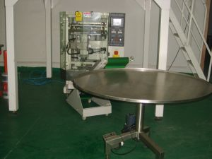 Automatic Packing Rotary Table Machine Jy-T pictures & photos